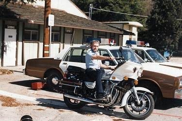 Dynamike at Scotts Valley Ca PD in early '84